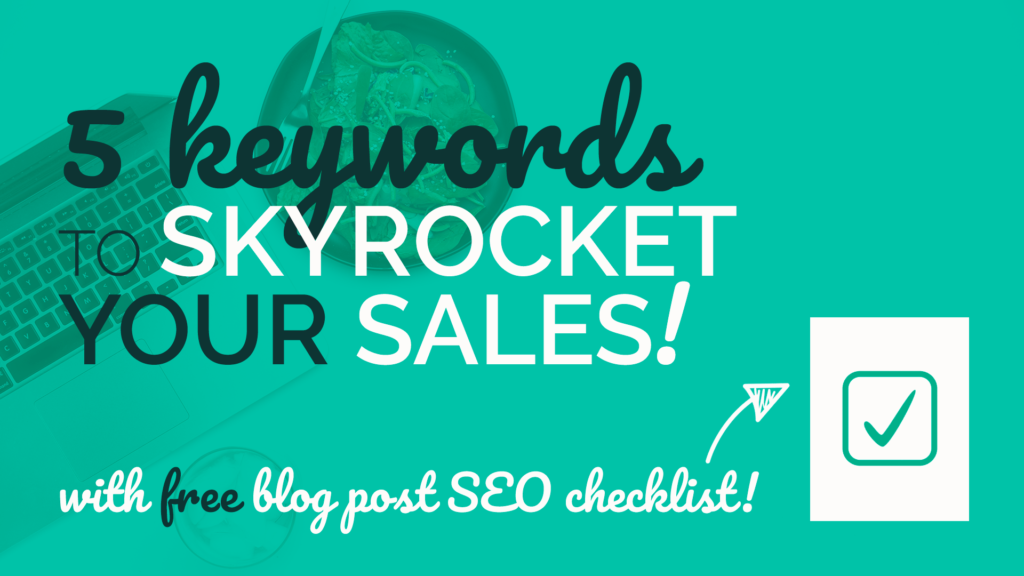 Buyer intent words: 5 keywords that increase online sales by Lia Walsh (Business Consultant)